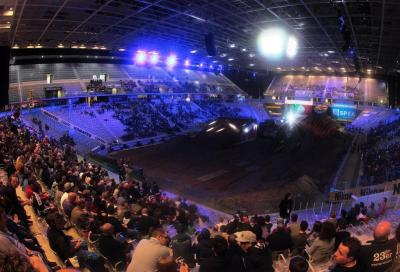 Night of the Jumps: motori volanti a Torino