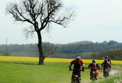 La stagione delle motocavalcate: calendario fino a fine marzo