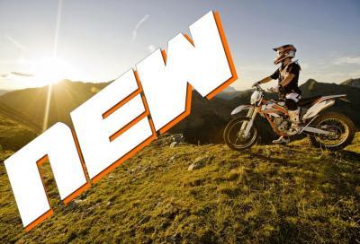 KTM Freeride 350: iniziano le consegne e i test ride