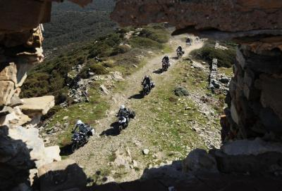 Motociclismo Adventure Tour 2012 in sardegna: mega gallery 2