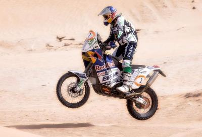 Mondiale Cross-Country Rallies 2012: il video di Abu Dhabi