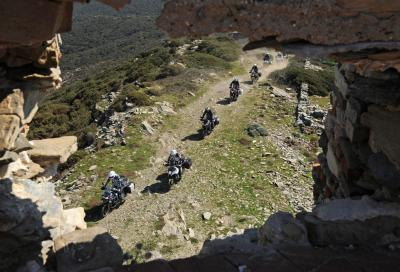 Comparativa Enduro Stradali in Sardegna: i video, seconda parte