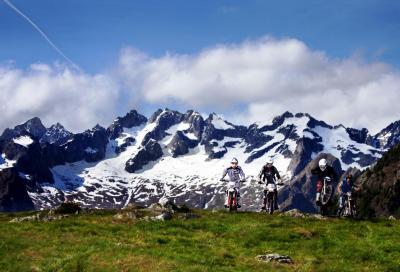 Comparativa Motoalpinismo: KTM, Ossa, Scorpa e Berghem (VIDEO)