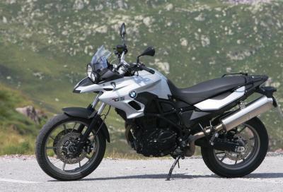 BMW F 700 GS: la prova
