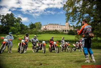 Corsi off road KTM Race Camp: IL VIDEO