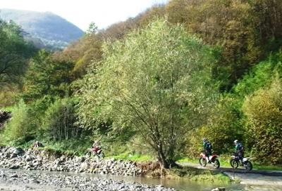 Motocavalcata delle Alpi Apuane: enduro in Garfagnana