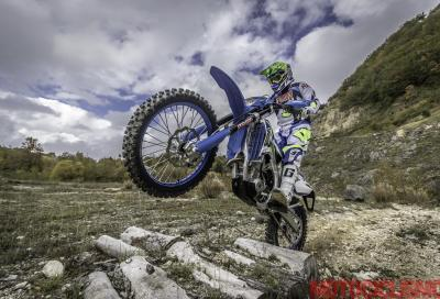 TM enduro 2017: tecnica originale per la massima performance