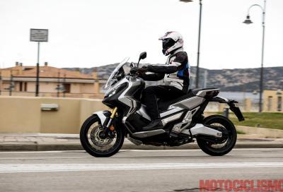 X-Adv: sensazioni motociclistiche