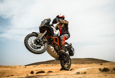 KTM 1290 Super Adventure R: la nostra prova e il video