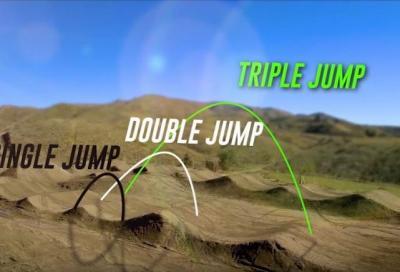 Salto singolo, doppio o triplo? La scienza del Supercross