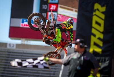 AMA Supercross, Salt Lake City: Musquin riaccende il campionato