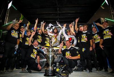 AMA Supercross: a Las Vegas vince Tomac ma Anderson è Campione!
