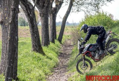 SWM Superdual X: pronta a tutto