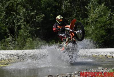 KTM Enduro 2019: il nostro test