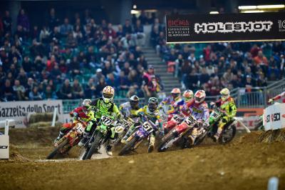 Supercross e Freestyle MX approdano a Torino
