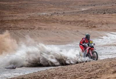 Dakar 2019, day 4: a Brabec tappa e generale