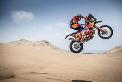 Dakar 2019, day 7: Sunderland fa il bis