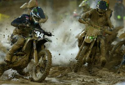 Supercross: a San Diego doppietta Kawasaki con Tomac e Cianciarulo