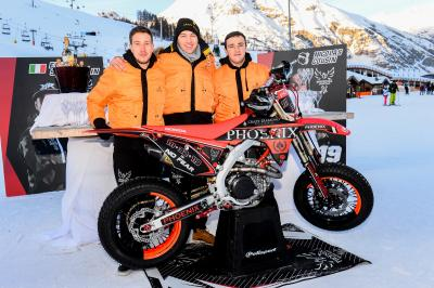 Il Team Phoenix Racing pronto ai Campionati Supermoto 2019