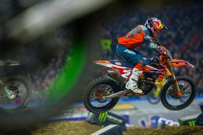 AMA Supercross: Cooper Webb si impone ad Atlanta