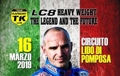 Sfida KTM: la 950 di Fabrizio Meoni contro la 990 di Caprioni