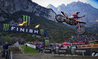 MXGP, tutto è pronto per il GP del Trentino