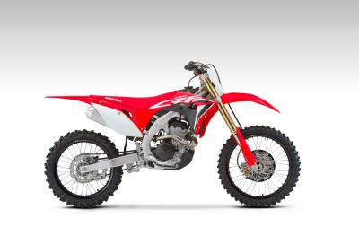 Honda presenta la gamma cross 2020