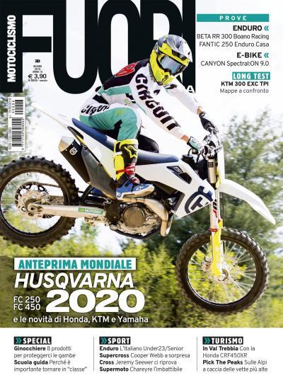 Motociclismo FUORIstrada di giugno 2019