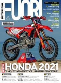 Motociclismo FUORIstrada di marzo 2020 è in edicola