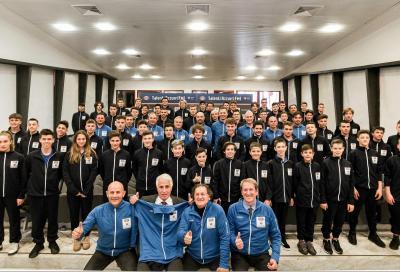Presentato il progetto Pata Talenti Azzurri FMI 2020