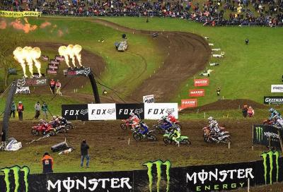 MXGP: Herlings vince la prima. Geerts si impone in MX2, sorprende la Fontanesi