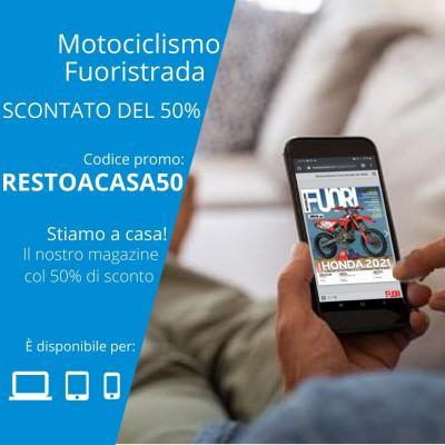 Motociclismo Fuoristrada digitale con il 50% di sconto