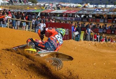 MXGP: le gare in Spagna e Portogallo rinviate a ottobre