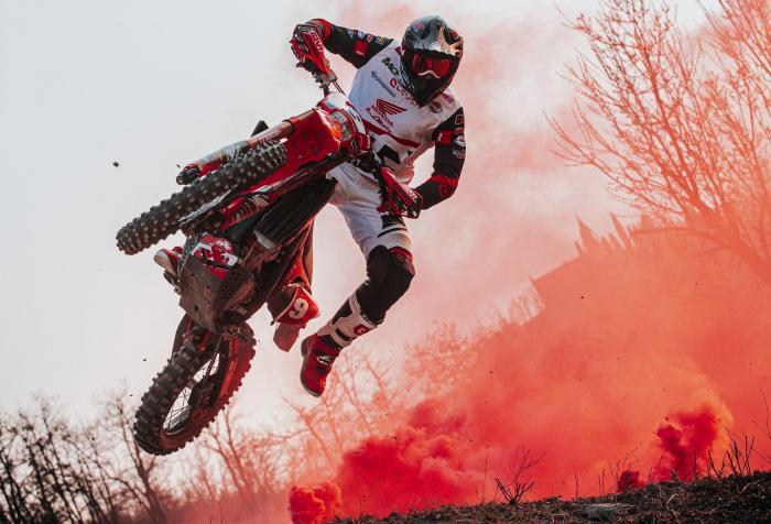 Nasce il challenge Mx Honda Red Moto