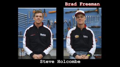 Holcombe - Freeman a confronto