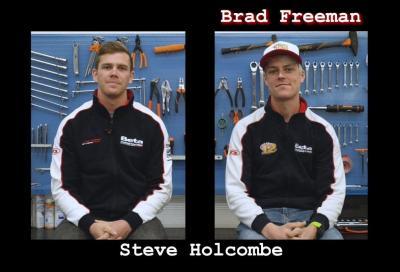 Holcombe - Freeman a confronto