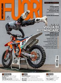 Motociclismo FUORIstrada di maggio disponibile online