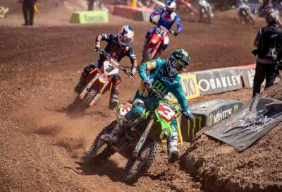 Salt Lake City 2: vince Webb, Tomac sempre leader