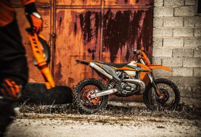 Svelata la gamma KTM EXC 2021: novità e prezzi