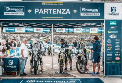 Trofeo Enduro Husqvarna 2020: il calendario definitivo