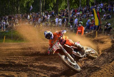 Herlings vince il GP di Kegums, quarto Cairoli