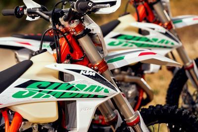 KTM supporta gli organizzatori della Sei Giorni 2021 in Italia