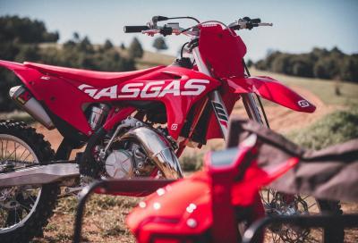 GasGas presenta la gamma motocross 2021