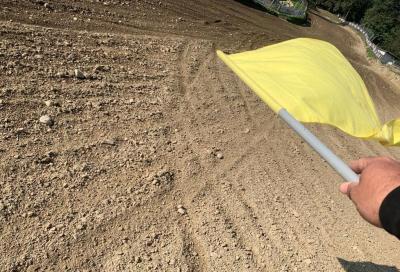 Bandiere gialle e sanzioni; le regole di base
