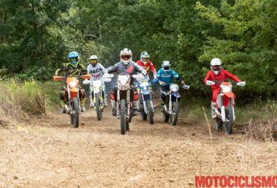 Comparativa enduro 300 2T 2021: il video!