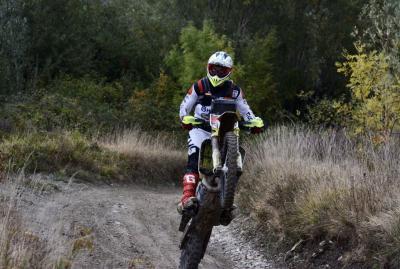 Jacopo Cerutti si laurea campione italiano