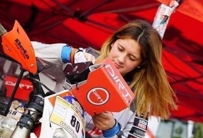 Tragedia all'Italiano Motorally, a 18 anni muore Sara Lenzi