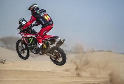 Dakar 2021, si parte! Brabec conquista il prologo