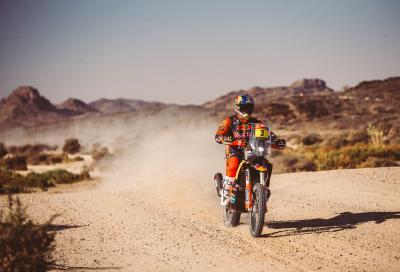 Dakar 2021, tappa 1: Brabec in difficoltà, vince Price