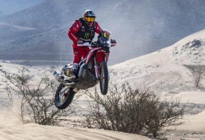 Dakar 2021, tappa 2: Barreda vola sulle dune, Price affonda
